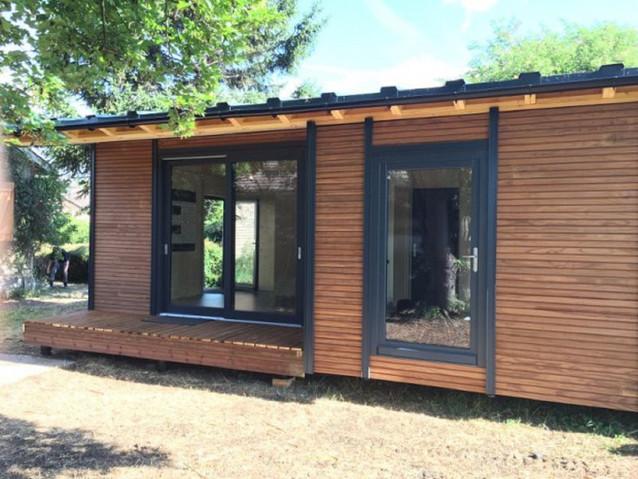 maison bois evolutive