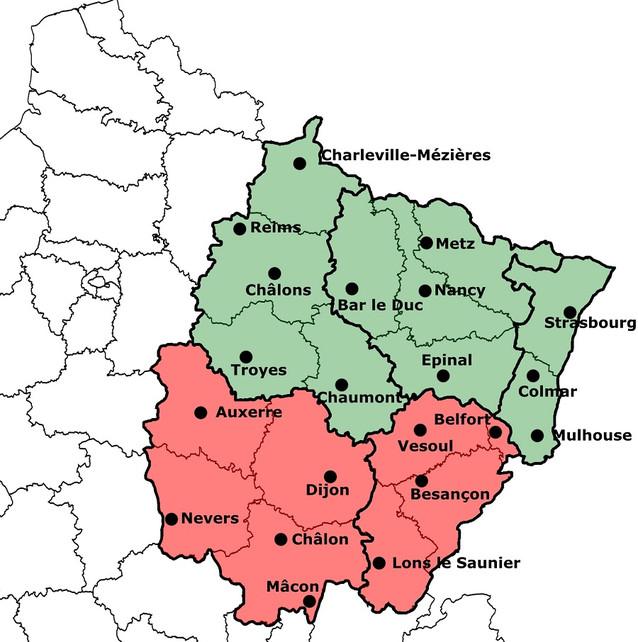 Les Grandes Ville D Alsace