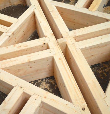 Fabrication charpente bois, constructeur bois en Lorraine - Martin Charpentes