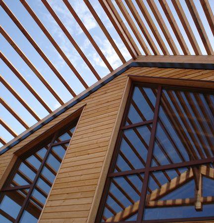Construction de maisons à ossature bois - Martin Charpentes