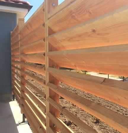 Réalisation de structures extérieures en bois - Martin Charpentes