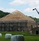 Entreprise construction charpente industrielle en Lorraine: refection d'une forge - Martin Charpentes