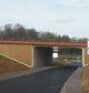 Entreprise construction bois : échangeur RN2/RD2, Montgobert, bardage bois - Martin charpentes