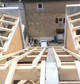 Entreprise construction bois Grand Est : charpente traditionnelle d'un immeuble en Meurthe et Moselle - Martin charpentes