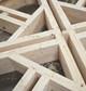 Entreprise construction bois en Ile de France : coupole en bois, villa Magdelena - Martin charpentes
