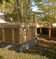 Entreprise de construction bois : château de bois & abris de jardin en bois - Martin charpentes