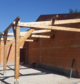 Entreprise construction charpente bois en Lorraine : charpente traditionnelle apparente - martin charpentes