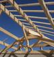 Entreprise construction charpente dans le Grand Est : charpente traditionnelle pour maison individuelle - Martin charpentes