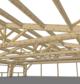 Entreprise construction charpente bois en Lorraine : institut médico éducatif de Hauteville Lompnes - martin charpentes