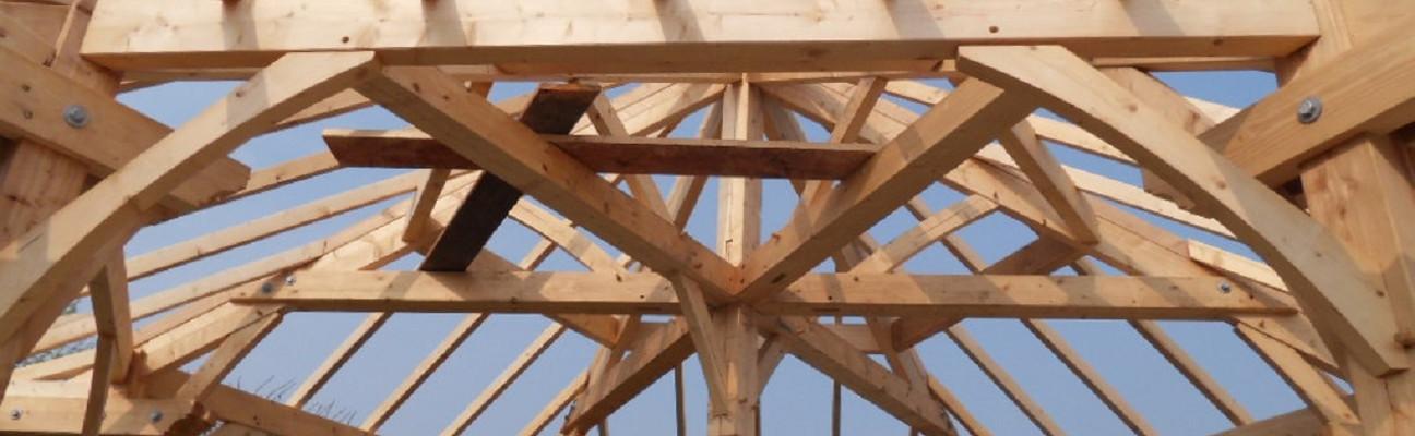 Kiosque bois - construction Kiosque ossature bois - Martin ...