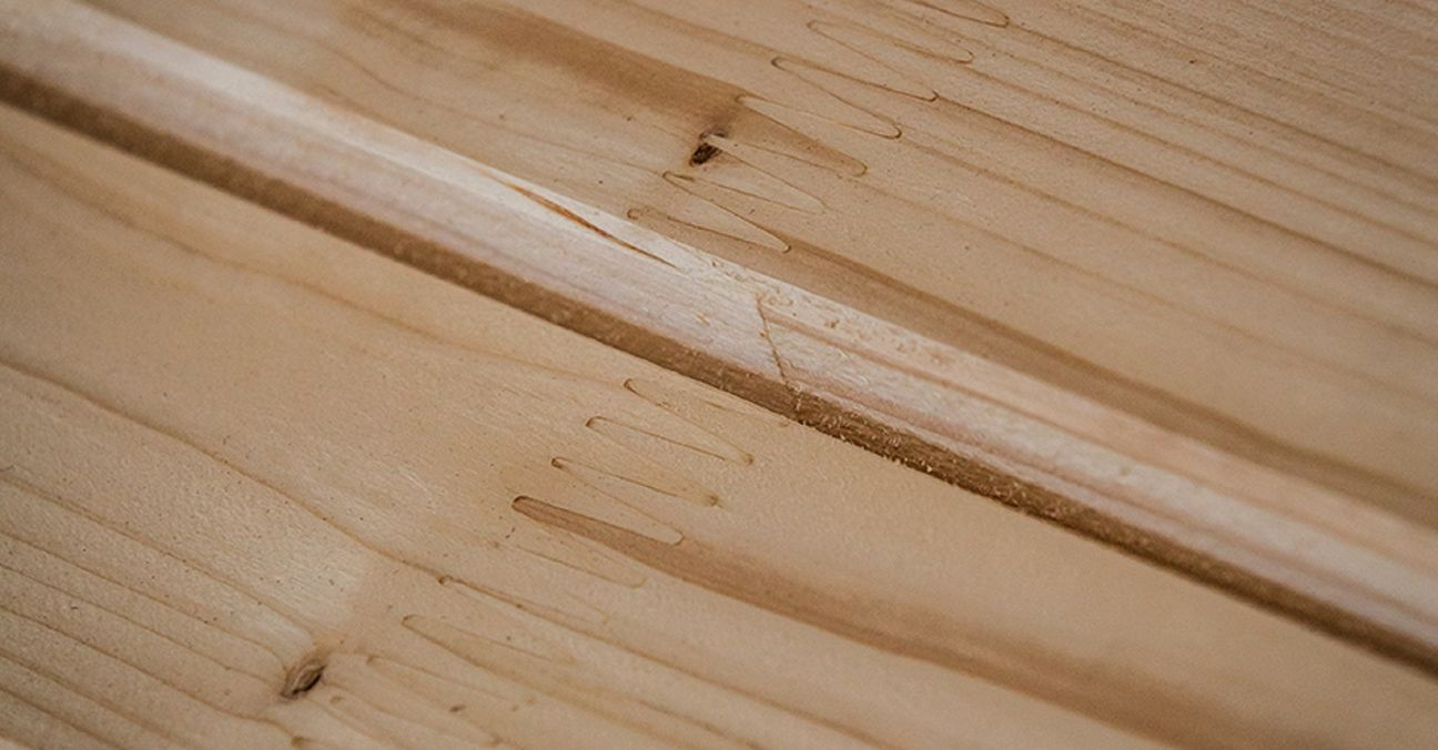 bois massif abouté
