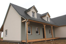 Construction de maisons ossature bois : entreprise construction & maison bois, lorraine – Martin charpentes