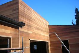 Entreprise construction bois : maison à structure bois, maison individuelle, Aube, Grand Est - Martin charpentes