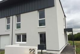 Entreprise construction maisons en ossature bois : logements ossature bois, maison individuelle - Martin charpentes
