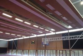 Entreprise construction bois & charpente dans le Bas Rhin : salle multiactivités de Kaltenhouse - Martin charpentes