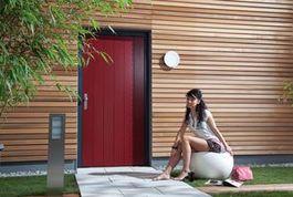 Bardage extérieur Western Red Cedar  - PINUS -
