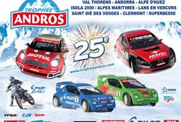 La 25ème édition du Trophée Andros