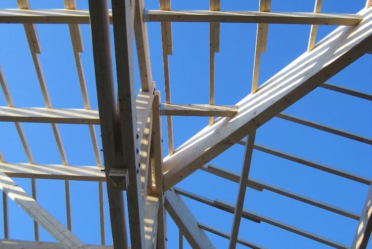 Entreprise construction bois et charpente traditionnelle : rénovation d'une maison en Meurthe et Moselle - Martin charpentes