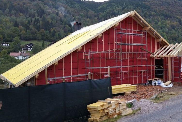renovation en ossature bois