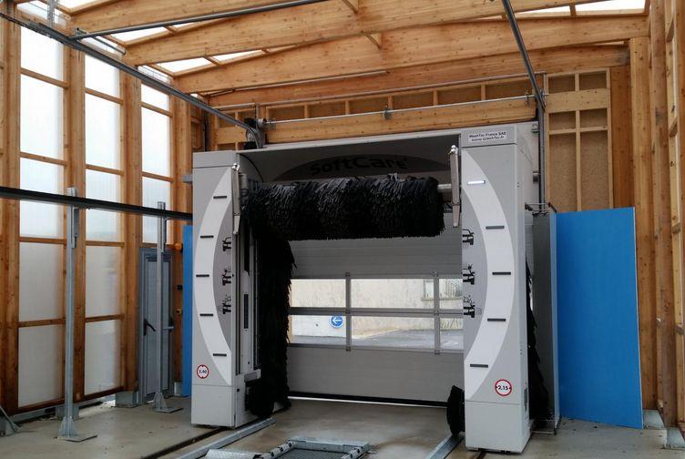 Entreprise construction bois : ossature & bardage bois, Lavauto, Magenta - Martin charpentes