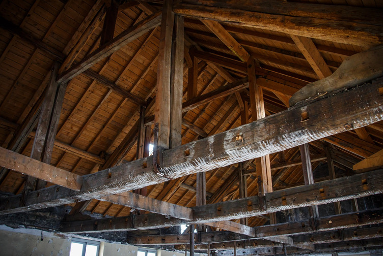 Entreprise construction bois en Lorraine : Beffroi de Thionville – martin charpentes