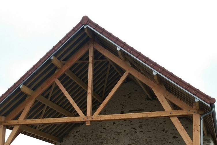 rénovation charpente traditionnelle