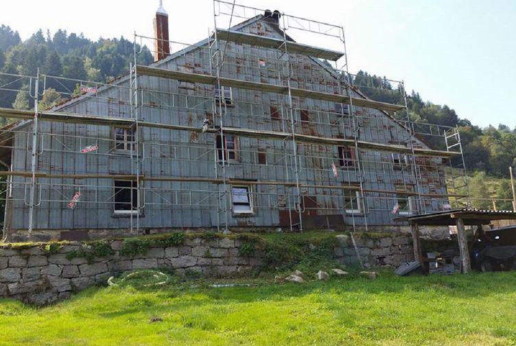 renovation maison ossature bois