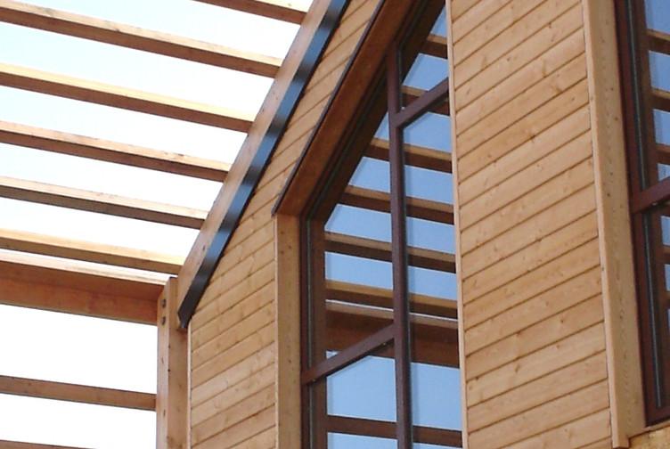 Entreprise construction maisons contemporaines : maison ossature bois moderne, meurthe et moselle – Martin charpentes