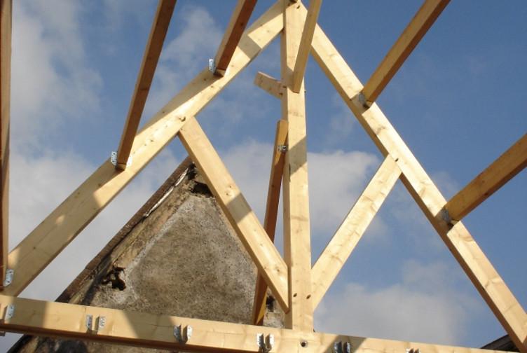 Entreprise construction bois & charpentes : charpente traditionnelle à Thionville en Moselle - Martin charpentes