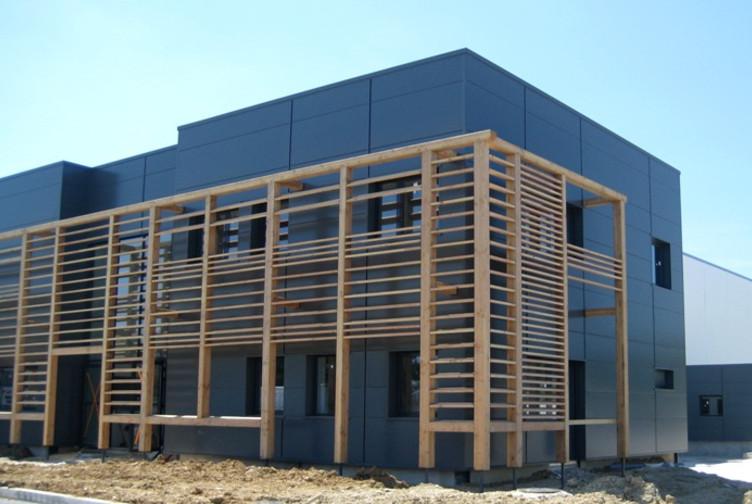 brise soleil construction structure bois moselle martin charpentes. Black Bedroom Furniture Sets. Home Design Ideas