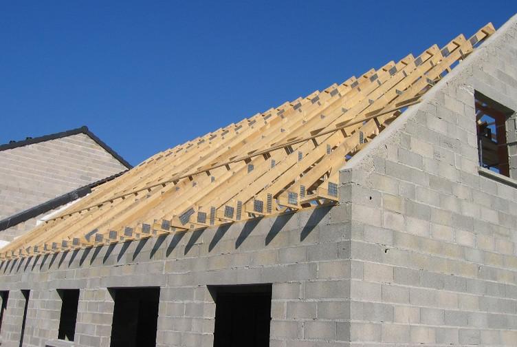 Entreprise construction maison dans l'Est de la France: charpente pour aménagement de combles – martin charpentes