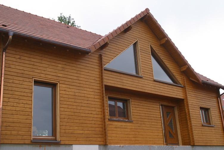 Entreprise de construction bois : maison ossature bois et individuelle en Moselle - Martin charpentes
