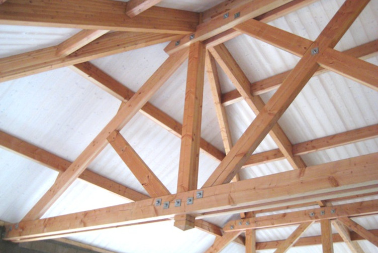 extension charpente traditionnelle vosges martin charpentes. Black Bedroom Furniture Sets. Home Design Ideas