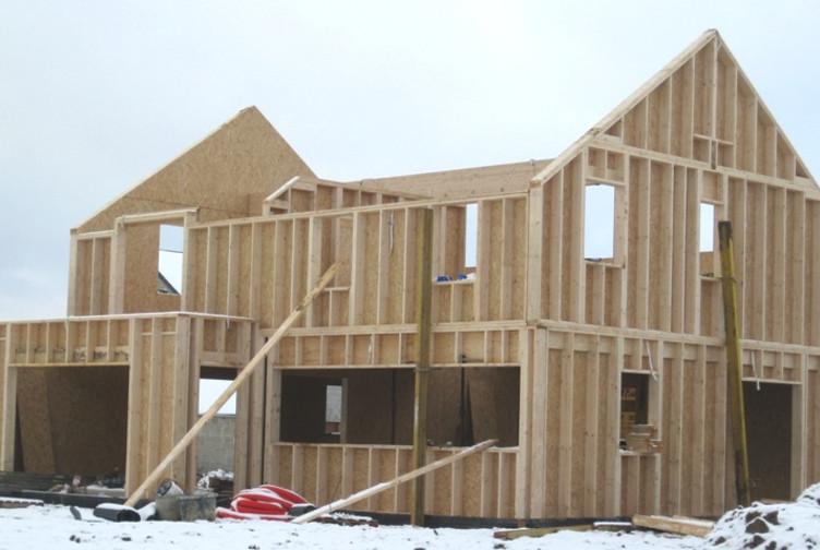 Entreprise construction Lorraine : maison ossature bois, maison individuelle, Luxembourg - Martin charpentes
