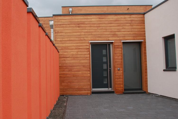 Maison ossature bois en Lorraine