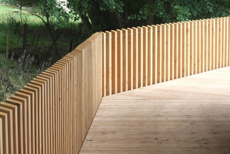 Terrasse bois, Passerelle en bois, , LUXEMBOURG - 8_0 - Martin Charpentes