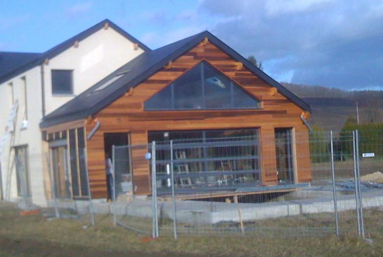Super piscine semi couverte maison ia77 montrealeast for Extension piscine couverte