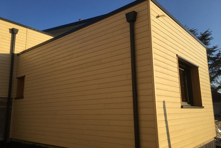 Maison en bois construction maison liverdun martin for Entreprise construction maison bois