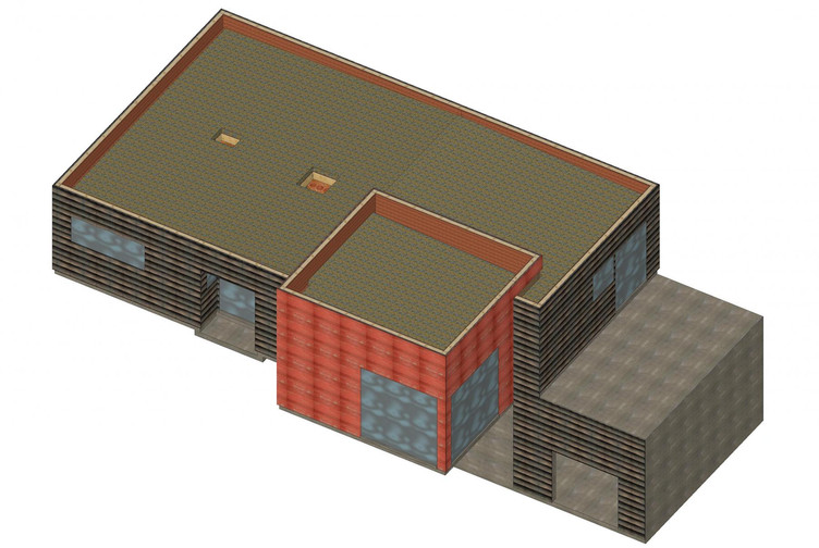 Entreprise construction maison en bois : maison individuelle à structure bois, Fontenoy sur Moselle - Martin charpentes