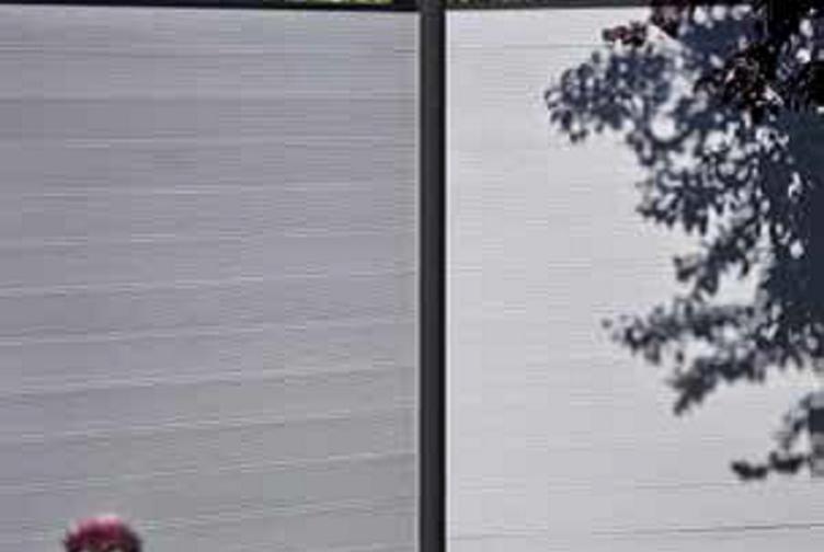 Claustra bois, Panneaux d'occultation en composite, ,  - panneau2 - Martin Charpentes