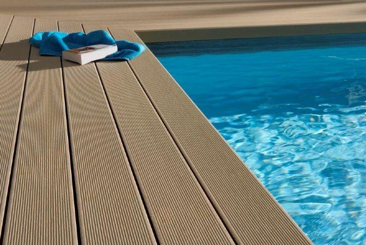 Terrasse bois, Solution terrasse, ,  - terrasse_piscine - Martin Charpentes
